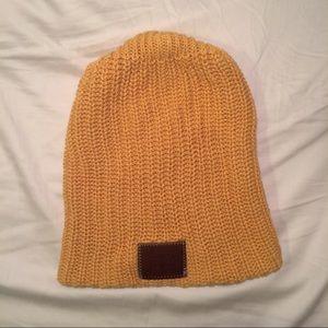 Love your melon beanie knit hat